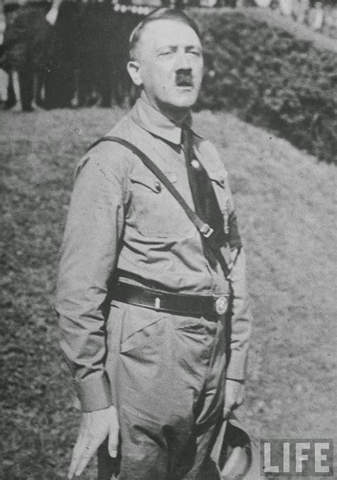 50 haruldast fotot Adolf Hitlerist