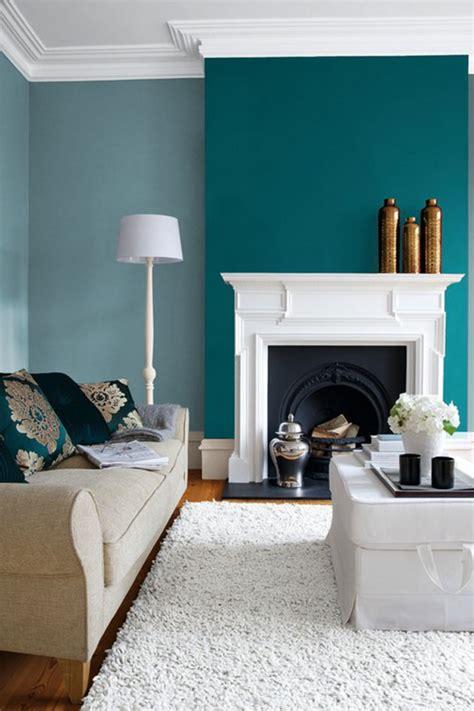 50 ideas para pintar el salón en dos colores | Mil Ideas ...