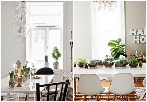 50 imágenes: decoración de interior con plantas y jardines ...