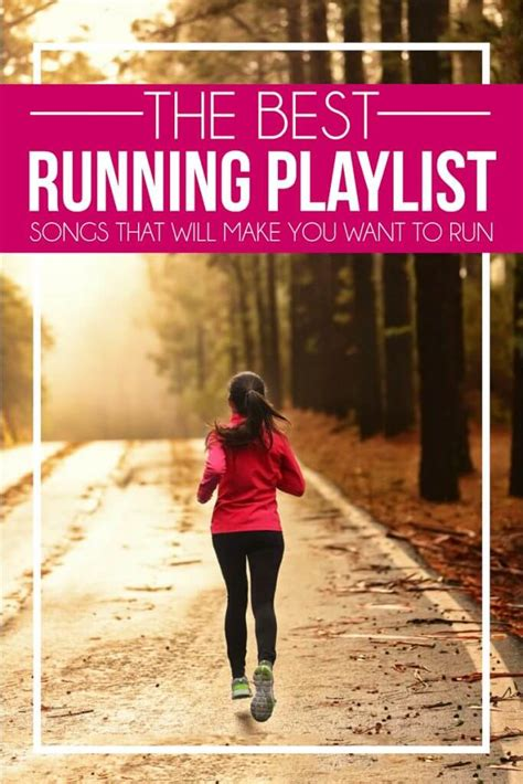 50+ Running Songs that Make Up the Best Ever Running Playlist