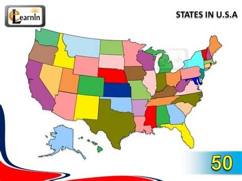 50 USA State Capitals | 50 States - General Knowledge ...