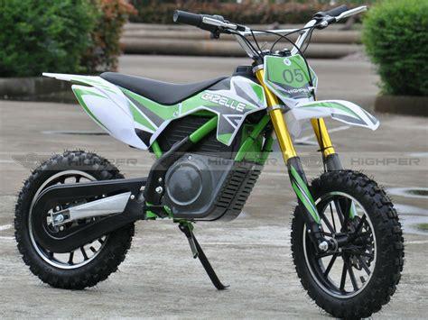 500w 24v Electric Mini Moto Cross Bike For Kids(hp110e-c ...