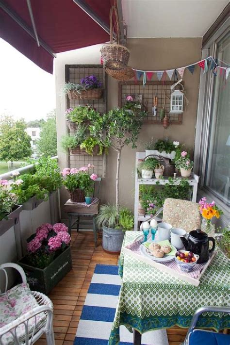 53 Mindblowingly Beautiful Balcony Decorating Ideas to ...