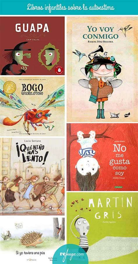 55 libros infantiles sobre emociones para niños   Rejuega ...