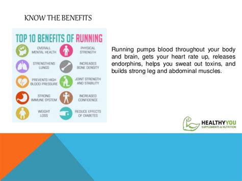6 Best Running Tips for Beginners - Healthy You Supplements