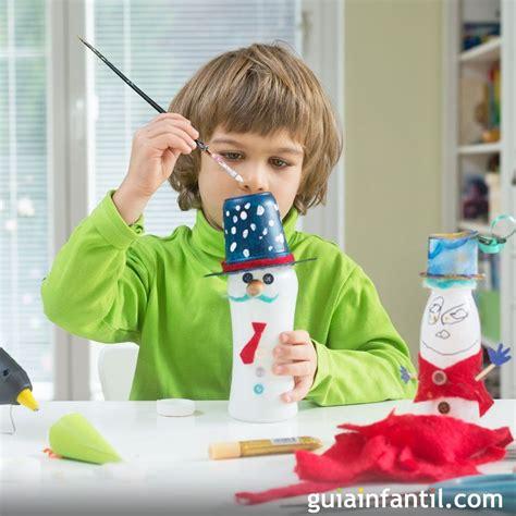 6 ideas para crear juguetes para niños con material de ...