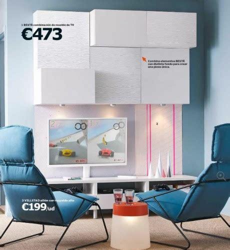6 ideas para decorar salones pequeños de IKEA