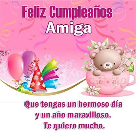 6 Imagenes De Felicitaciones De Cumpleaños Para Una Amiga ...