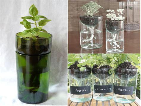 6 mejores y geniales ideas para reciclar botellas de vidrio