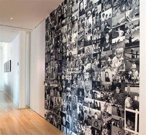 6 modos para decorar paredes con fotos de familia ...