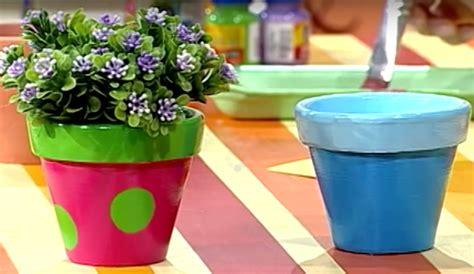 6 originales ideas para decorar con macetas | Plantas