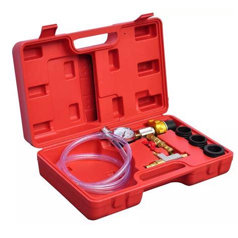 6-Pieza Kit de refrigeración de vacío Sistema de Purga y ...