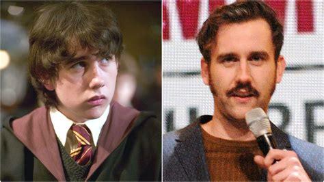 6 'Harry Potter' Hogwarts Students Then & Now  PHOTOS