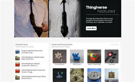 6 sitios para conseguir ideas y modelos para imprimir en 3D