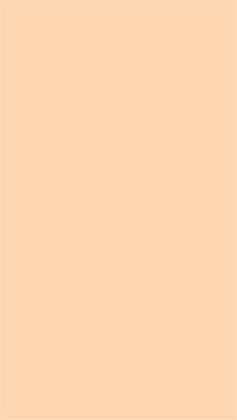 640x1136 Light Apricot Solid Color Background | Phone ...