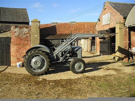 66 best Massey Ferguson TEA 20 tractor images on Pinterest ...