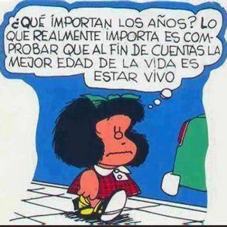 66 Imágenes de Mafalda con frases de Amor, felicidad ...