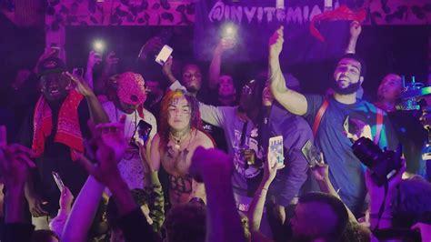 6ix 9ine Tekashi Six Nine 69 Miami Club Heart Recap Friday ...