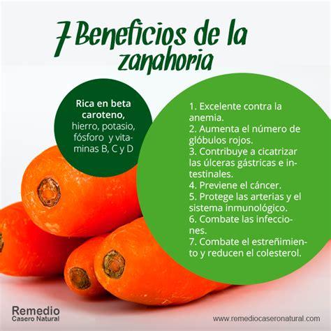 7 Beneficios de la zanahoria | verduras | Pinterest ...
