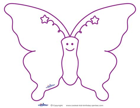 7 Best Images of Large Butterfly Template Printable ...