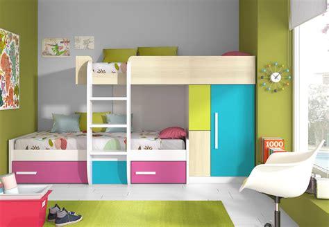 7 Consejos para habitaciones infantiles compartidas | Blog ...