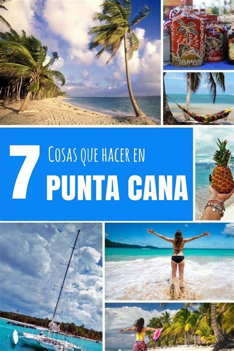 7 cosas que hacer en Punta Cana - Chic Traveler | Travel ...