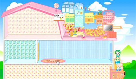 7 juegos de decorar casas para entretener a los peques en casa