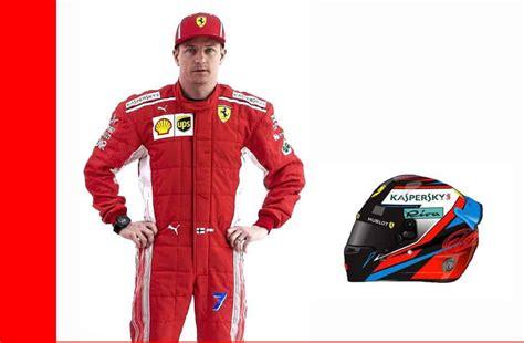 #7 Kimi Raikkonen