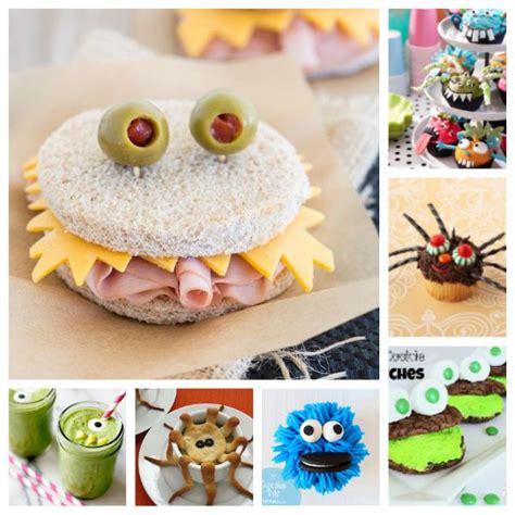 7 recetas para niños... ¡monstruosas! - PequeRecetas