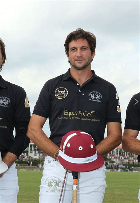 7 Sexy Polo Players We Wouldn't Mind Sharing a Horse With