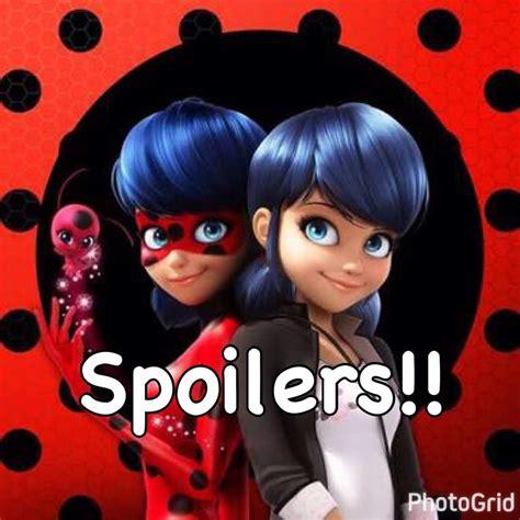7 Spoilers da Segunda Temporada de Miraculous ...