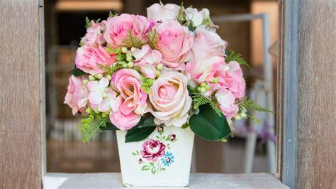 7 técnicas cuidar a las flores artificiales de seda ...