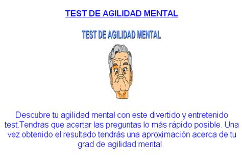 7 test que no te puedes perder - Taringa!