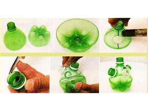 70 ideas de reciclaje con botellas de plástico