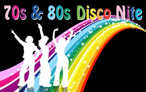 70s & 80s Disco Nite - Exmouth RFC