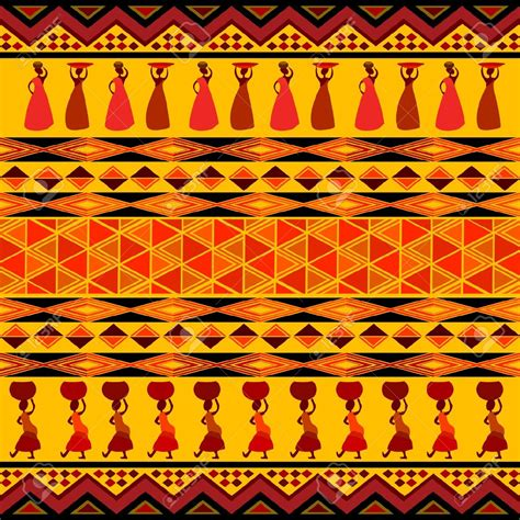 7165370 Traditional african pattern Stock Photo africa.jpg ...