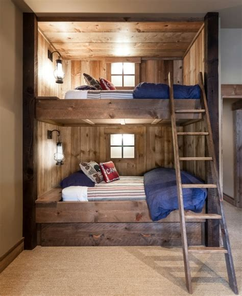 72+ Beautiful & Modern Bunk Beds for Adults 2017/18