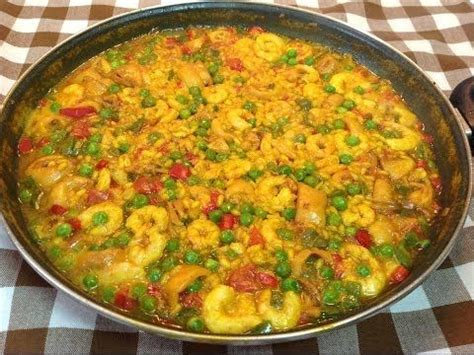 8 best paella images on Pinterest | Cooking recipes ...