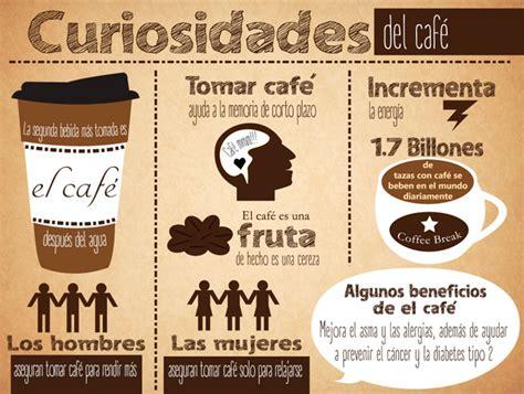 8 curiosidades sobre el café