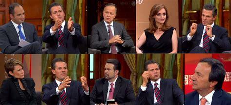 8 frases de Peña Nieto en #ConversacionesAFondo ...