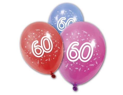 8 Globos cumpleaños 60 años: Decoración,y disfraces ...