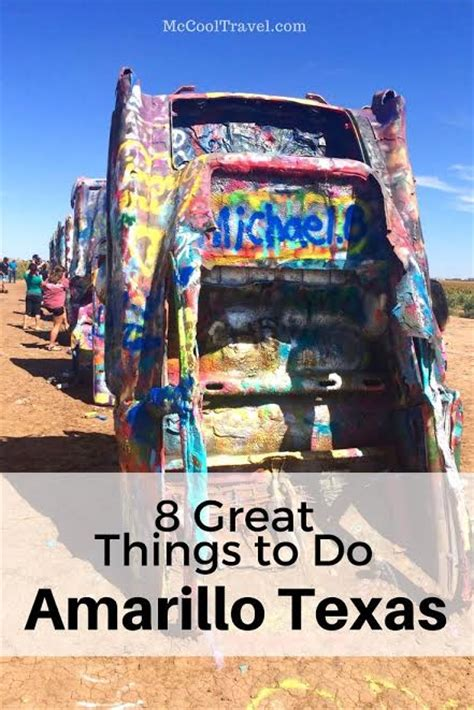 8 Great Things to Do in Amarillo • McCool Travel