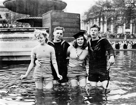 8 May 1945: End of the War in Europe – 'VE Day'