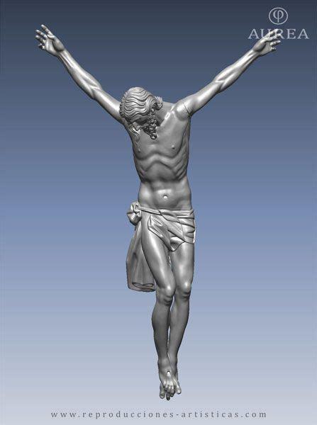 8 mejores imágenes de Escaneado 3D de Cristo Crucificado ...