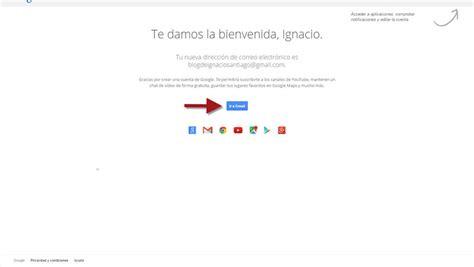 8 pasos para crear una cuenta Gmail de Google