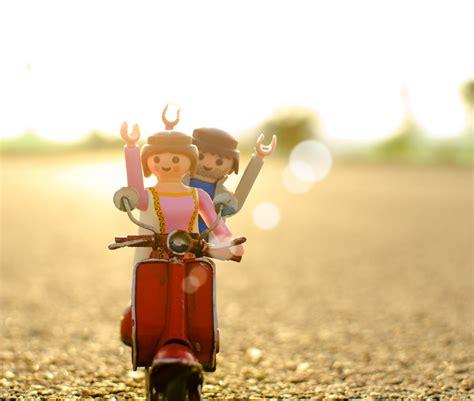 8 proyectos creativos llenos de clicks de Playmobil ...