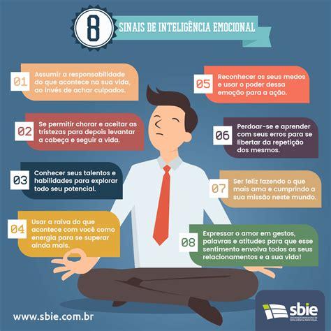 8 Sinais de Inteligência Emocional | Sociedade Brasileira ...