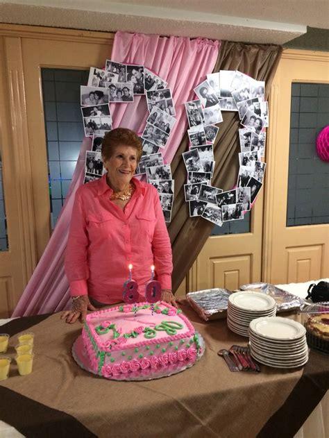 80 años de la Abuela | Fiesta para mujer | Pinterest
