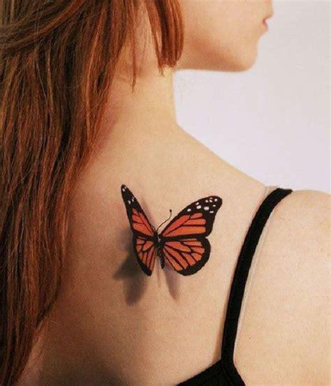 80 Originales Tatuajes de Mariposas y su significado ...