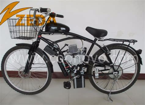 80cc 2 Cycle Bike Motor Kit/ Bicycle Engine With Electric ...